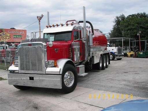 Peterbilt For Sale - Peterbilt Septic - Commercial Truck Trader