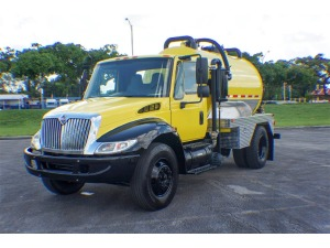 2007 INTERNATIONAL 4300 Septic, MIAMI FL - 105768378 - CommercialTruckTrader.com