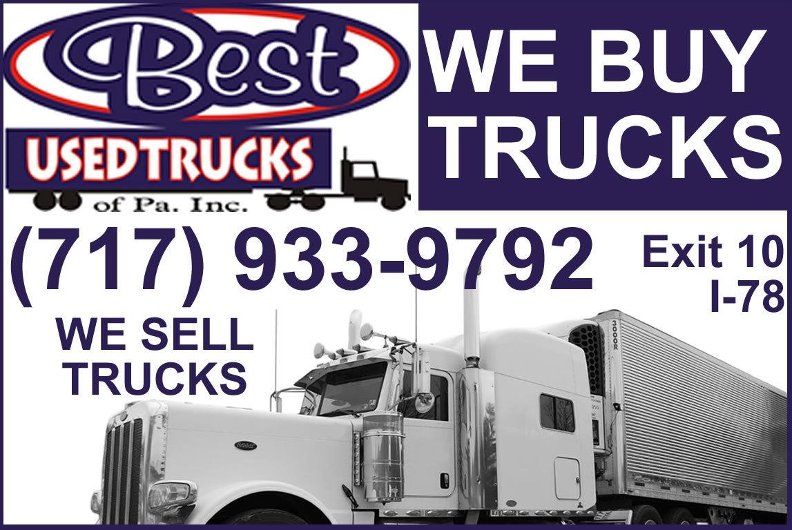 Best Used Trucks Of PA Inc