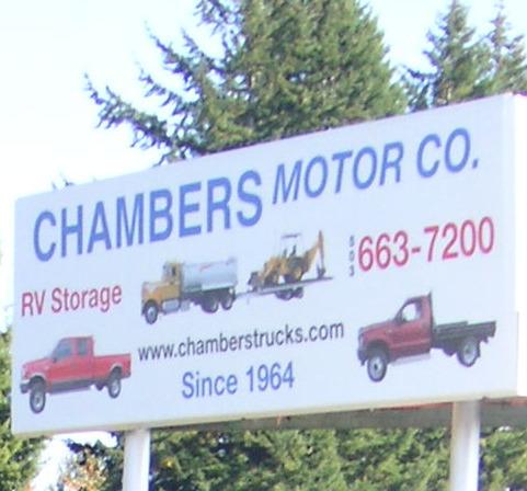 Chambers Motor Co.