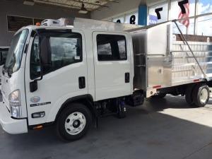 2019 ISUZU NPR HD Dump Truck, Miami FL - 111604154 - CommercialTruckTrader.com