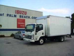 2016 ISUZU NPR Box Truck - Straight Truck, Riviera Beach FL - 94121298 - CommercialTruckTrader.com