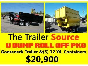 2017 A U-DUMP OTHER Dump Trailer, Nation Wide Delivery! AL - 111650749 - CommercialTruckTrader.com
