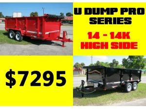 2017 A U-DUMP OTHER Dump Trailer, Delivery Available! FL - 118306738 - CommercialTruckTrader.com