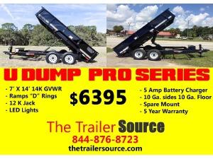 2017 A U-DUMP OTHER Dump Trailer, Nation Wide Delivery! FL - 113673267 - CommercialTruckTrader.com