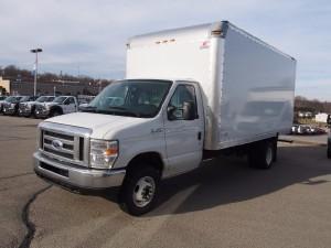 2016 FORD E450 Box Truck - Straight Truck, SALEM OH - 114270622 - CommercialTruckTrader.com