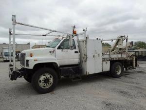 1998 GMC C7500 Mechanics Truck, Lincoln NE - 118005130 - CommercialTruckTrader.com