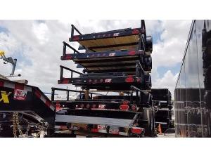2017 BIG TEX TRAILERS TRAILER ATV Trailer, Miami FL - 118017946 - CommercialTruckTrader.com