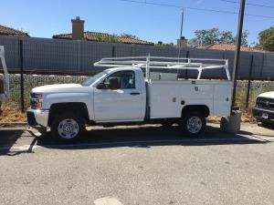 2016 CHEVROLET C2500 Utility Truck - Service Truck, Monrovia CA - 117349091 - CommercialTruckTrader.com
