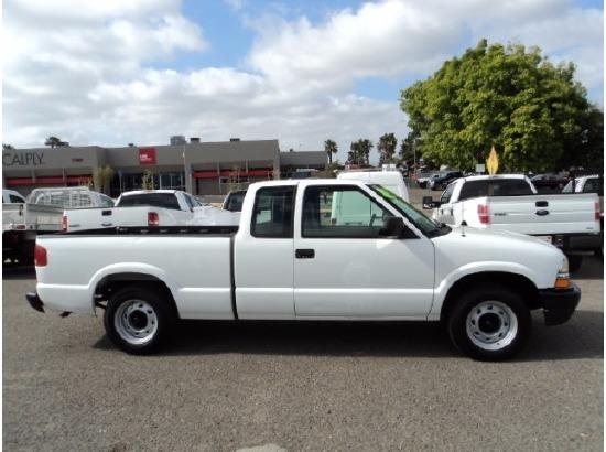 2003 CHEVROLET S10 Pickup Truck ,San Diego CA - 118255804 - CommercialTruckTrader.com