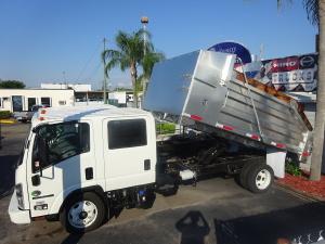 2017 ISUZU NPR HD Dump Truck, Homestead FL - 118546600 - CommercialTruckTrader.com