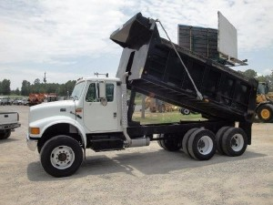 2002 INTERNATIONAL 4900 Dump Truck, Seminary MS - 118679392 - CommercialTruckTrader.com