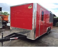 2017 COVERED WAGON TRAILERS CONCESSION TRAILERS - CommercialTruckTrader.com