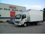 2017 ISUZU NPR Box Truck - Straight Truck ,Riviera Beach FL - 117518856 - CommercialTruckTrader.com