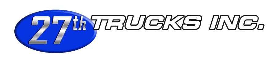 27th Trucks Inc
