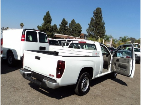 2005 GMC CANYON Pickup Truck ,San Diego CA - 119536031 - CommercialTruckTrader.com
