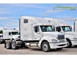 2017 FREIGHTLINER COLUMBIA Conventional - Sleeper Truck, Crossville TN - 119545130 - CommercialTruckTrader.com