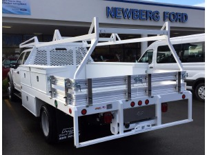 2017 FORD F550 Contractor Truck, Newberg OR - 120399147 - CommercialTruckTrader.com