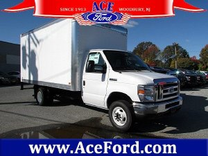 2017 Ford E-Series Chassis box truck Box Truck - Straight Truck, Woodbury NJ - 120026461 - CommercialTruckTrader.com
