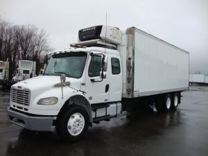 2010 FREIGHTLINER BUSINESS CLASS M2 106 Box Truck - Straight Truck, Sebewaing MI - 121105699 - CommercialTruckTrader.com