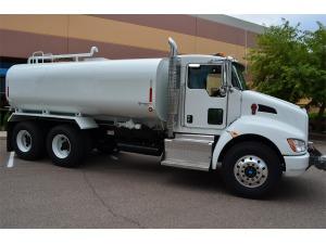 2017 KENWORTH T370 Water Truck, Phoenix AZ - 118094609 - CommercialTruckTrader.com
