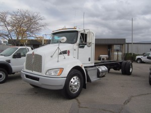 2009 KENWORTH T370 Cab Chassis, Salt Lake City UT - 113340545 - CommercialTruckTrader.com