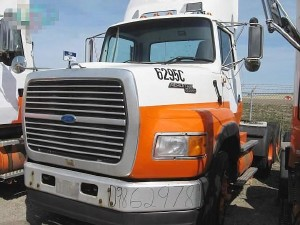 Heavy Duty Trucks For Sale with 10.0Ls