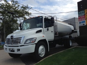 2008 HINO 338 Oil Tank Truck, Deer Park NY - 115043696 - CommercialTruckTrader.com
