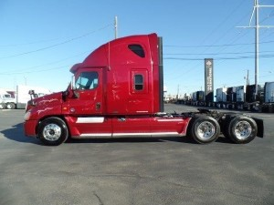 2011 FREIGHTLINER CASCADIA Cab Chassis, Ft. Worth TX - 121966033 - CommercialTruckTrader.com