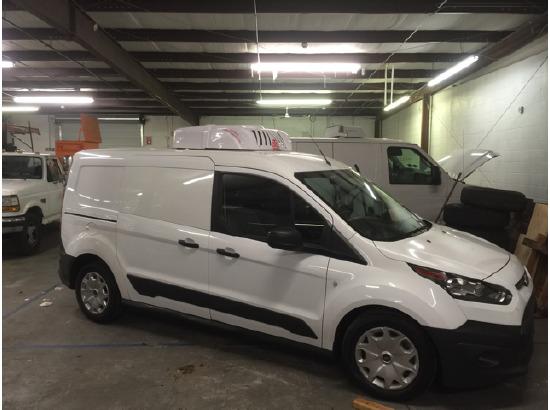 2016 FORD TRANSIT CONNECT Cargo Van ,Sanford FL - 122218887 - CommercialTruckTrader.com