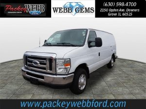 2012 Ford Econoline Cargo Van Cargo Van, Downers Grove IL - 121200187 - CommercialTruckTrader.com