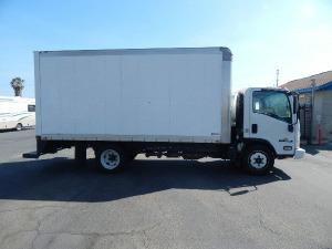 2010 ISUZU NQR Box Truck - Straight Truck, La Mirada CA - 122079545 - CommercialTruckTrader.com