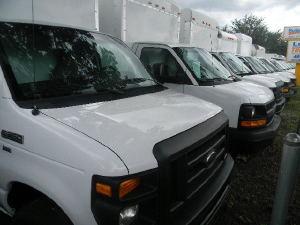 2013 FORD ECONOLINE Box Truck - Straight Truck, Sanford FL - 122325708 - CommercialTruckTrader.com