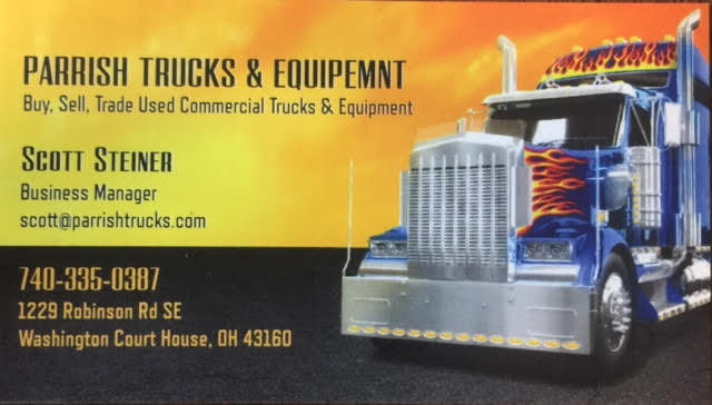 Parrish Trucks  and  Equipment,LLC