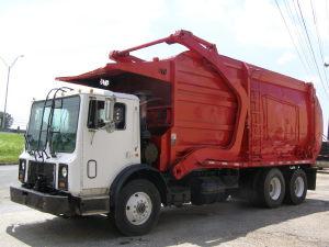 2004 MACK MR688 Garbage Truck, Dallas TX - 122406231 - CommercialTruckTrader.com