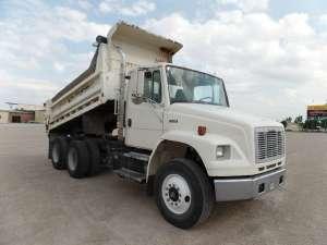 1995 FREIGHTLINER FL106 Dump Truck, Hastings NE - 120754840 - CommercialTruckTrader.com