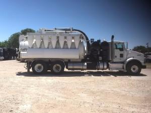 2009 KENWORTH T800 Sewer Trucks, Brookshire TX - 122592771 - CommercialTruckTrader.com