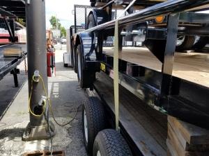 2018 BIG TEX TRAILERS TRAILER Equipment Trailer, Miami FL - 122638767 - CommercialTruckTrader.com