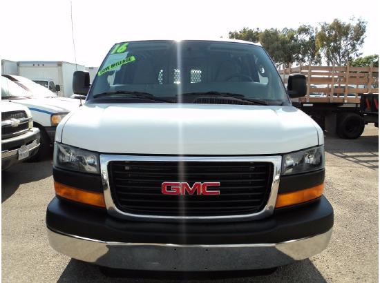 2016 GMC SAVANA Cargo Van ,San Diego CA - 122662401 - CommercialTruckTrader.com