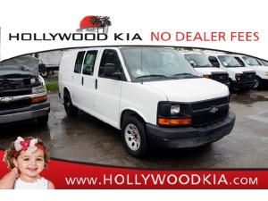 2010 Chevrolet Express 1500 Cargo Van, Hollywood FL - 120833667 - CommercialTruckTrader.com