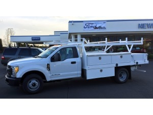 2017 FORD F350 Contractor Truck, Newberg OR - 122075493 - CommercialTruckTrader.com