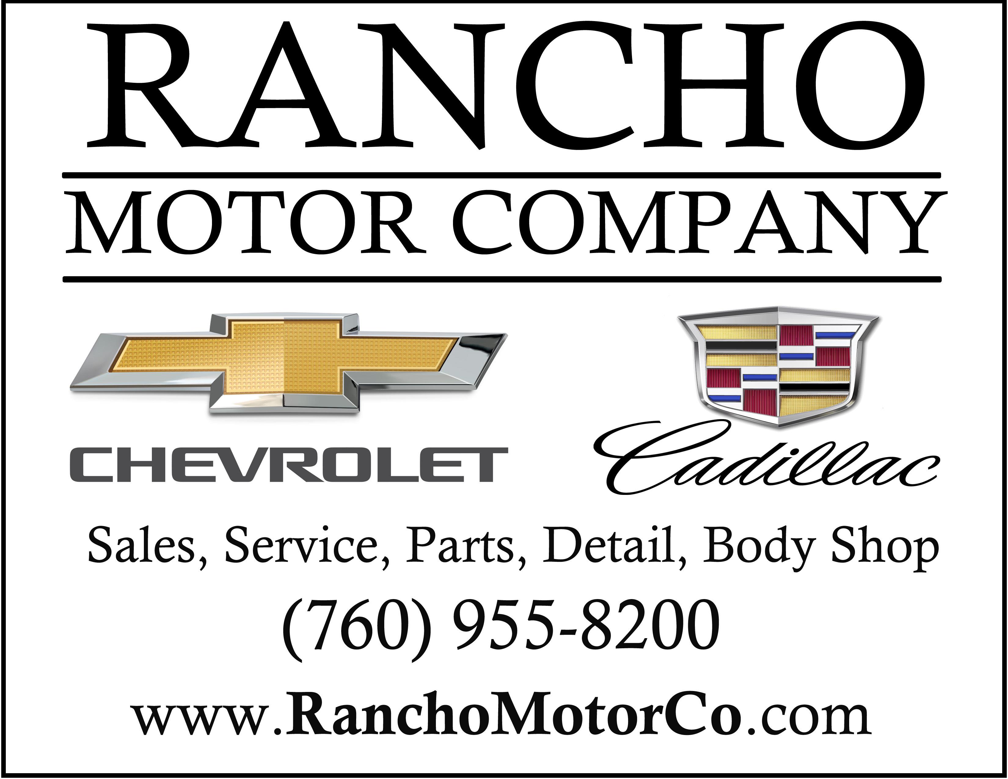 Rancho Motors Victorville >> Rancho Motor Company Dealer In 92392 Victorville Ca
