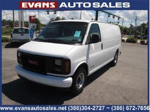 2000 GMC SAVANA Cargo Van, Daytona Beach FL - 122984795 - CommercialTruckTrader.com