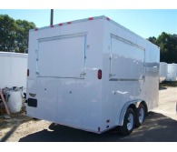 2017 Continental Cargo 8x14 Concession Trailer - CommercialTruckTrader.com
