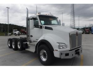 2018 KENWORTH T880 Dump Truck, Nashville TN - 123146832 - CommercialTruckTrader.com