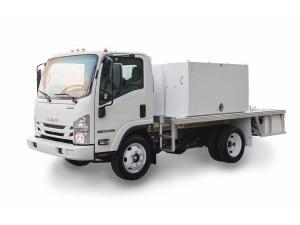 2017 ISUZU NPR HD Spray Truck, Riviera Beach FL - 123243893 - CommercialTruckTrader.com