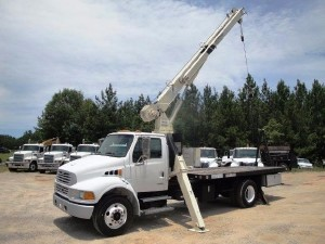 2003 STERLING ACTERRA Crane Truck, Seminary MS - 123344329 - CommercialTruckTrader.com