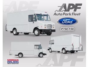 2018 FORD P700 Stepvan, Sturgis MI - 5000144267 - CommercialTruckTrader.com