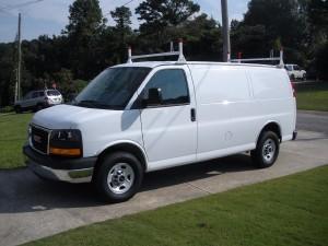 2016 Gmc SAVANA G2500 Cargo Van, PINSON AL - 5000152223 - CommercialTruckTrader.com