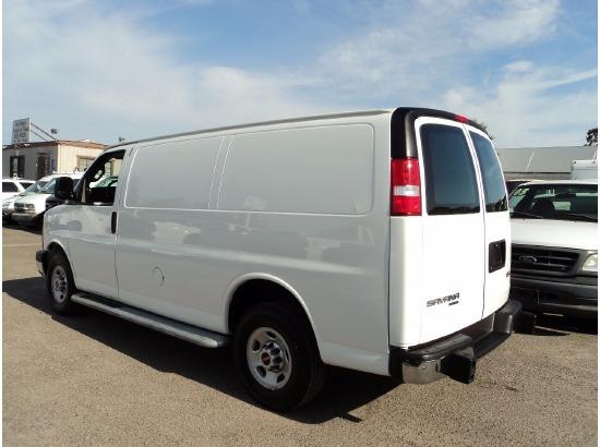 2016 GMC SAVANA Cargo Van ,San Diego CA - 5000187862 - CommercialTruckTrader.com